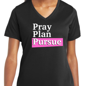 Pray Plan Pursue T-Shirt